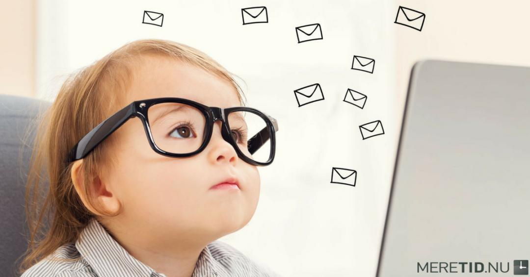 Når e-mail ødelægger din produktivitet og vejen ud