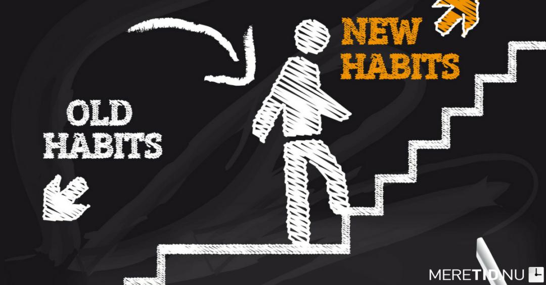 Hvorfor vaner er sværere at ændre, end du tror
