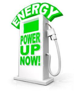 Forny energi - Mere tid
