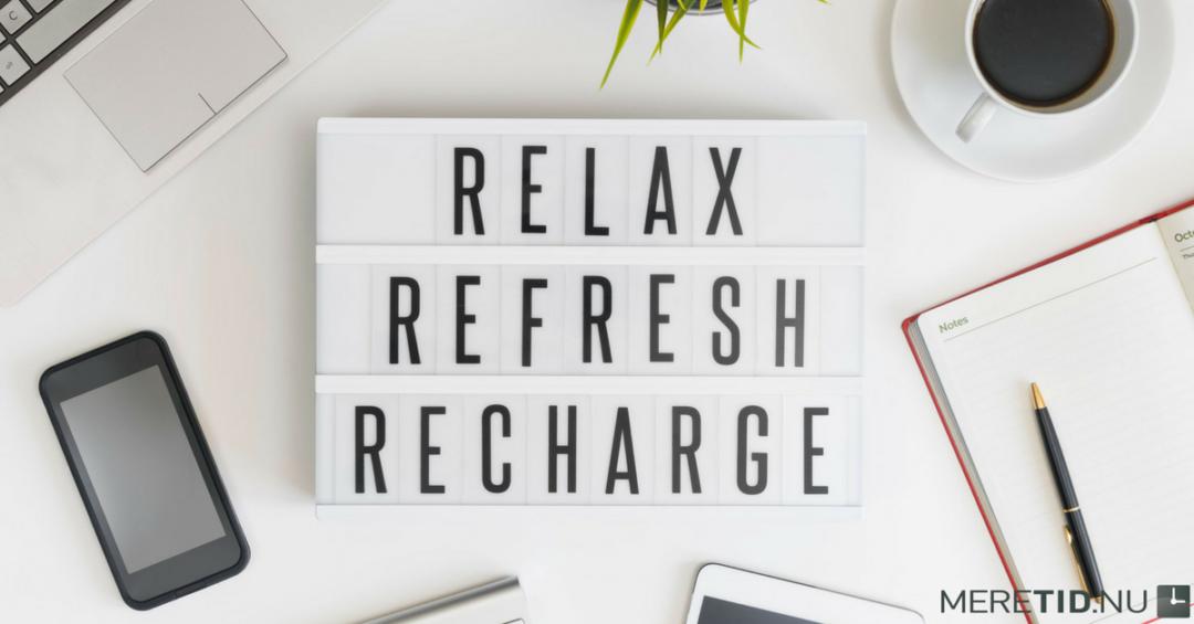 Hvordan du får det optimale ud af ferien – før, under og efter