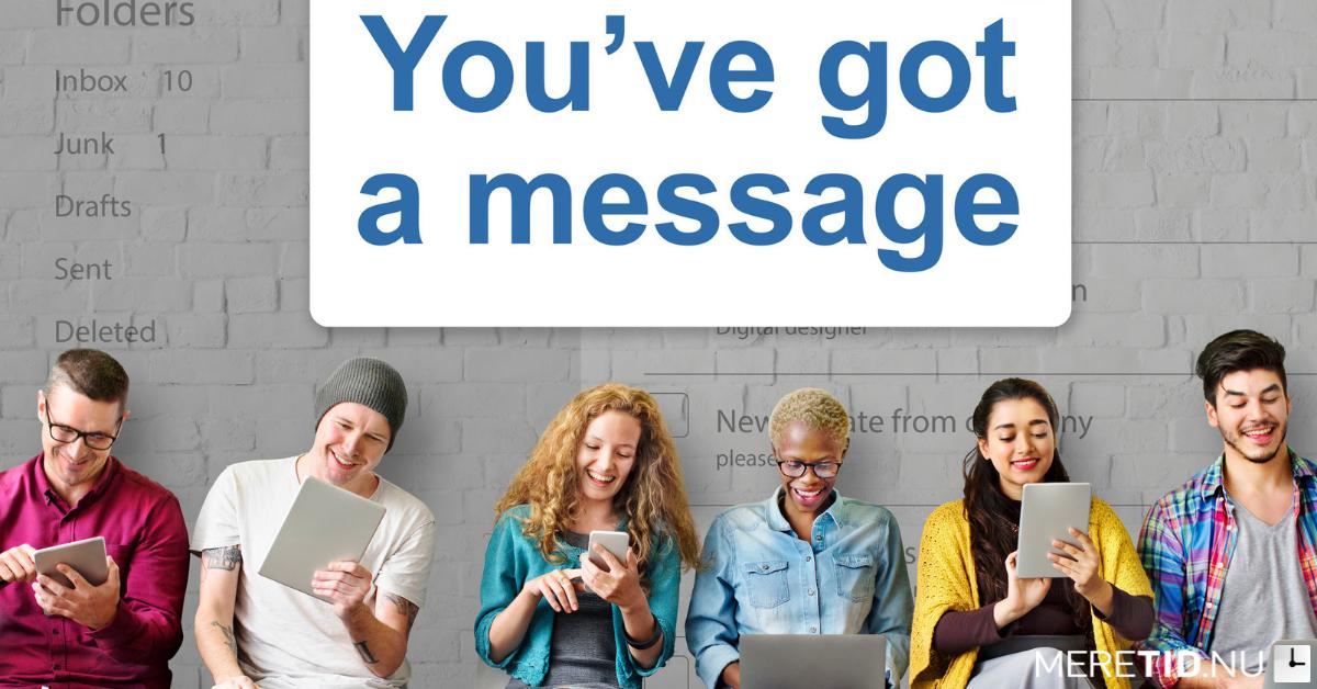 Den gode arbejdskultur - Hvordan håndterer vi e-mail