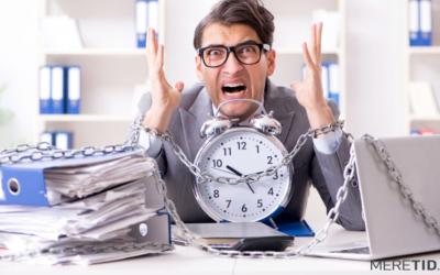 Hvordan knaphed på tid ændrer vores adfærd