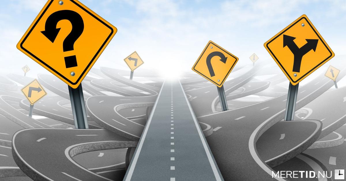 Hvorfor du skal holde pause for at sikre fremgang
